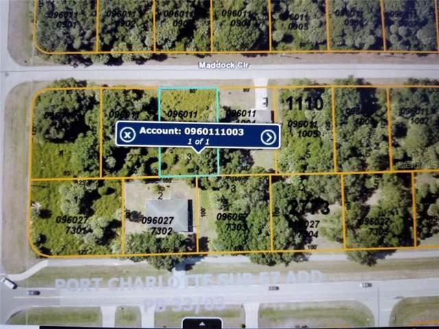 Maddock Circle, North Port, FL 34286 (MLS #A4446852) :: Florida Real Estate Sellers at Keller Williams Realty