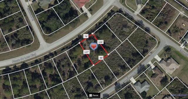 Ponce De Leon Boulevard, North Port, FL 34291 (MLS #A4446868) :: Florida Real Estate Sellers at Keller Williams Realty