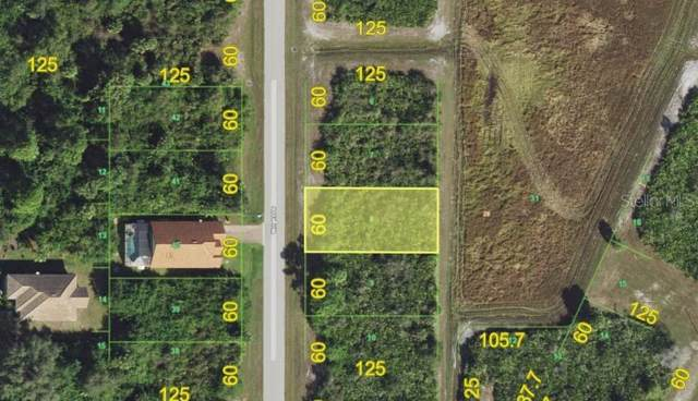 180 Wright Drive, Rotonda West, FL 33947 (MLS #A4446902) :: Premium Properties Real Estate Services