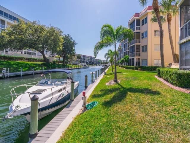 1350 N Portofino Drive S T109, Sarasota, FL 34242 (MLS #A4447055) :: The Figueroa Team