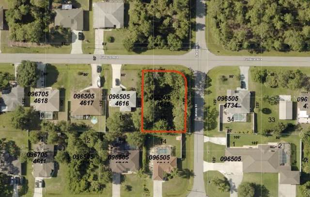 Sunburst Avenue, North Port, FL 34286 (MLS #A4447114) :: Bustamante Real Estate