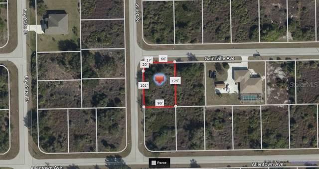 10136 Rydell Street, Port Charlotte, FL 33981 (MLS #A4447324) :: The BRC Group, LLC