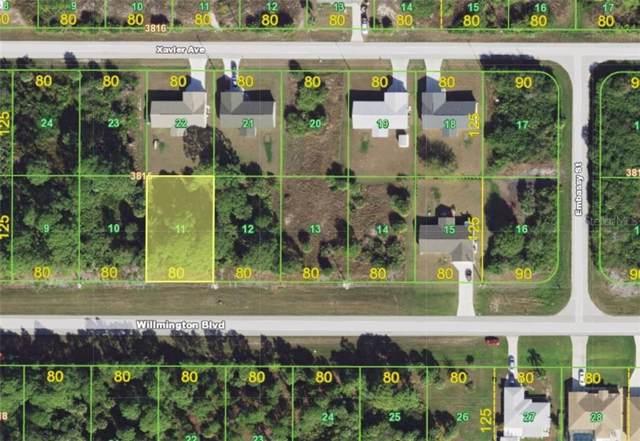 11618 Willmington Boulevard, Port Charlotte, FL 33981 (MLS #A4447330) :: Godwin Realty Group