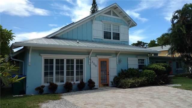 2210 Avenue B, Bradenton Beach, FL 34217 (MLS #A4447339) :: Prestige Home Realty