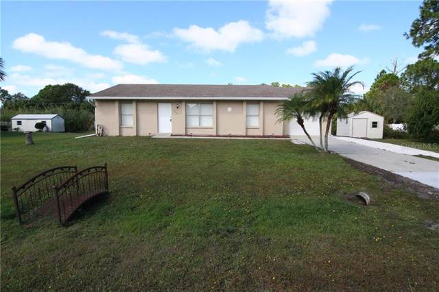2243 S Cranberry Boulevard, North Port, FL 34286 (MLS #A4447463) :: The Comerford Group