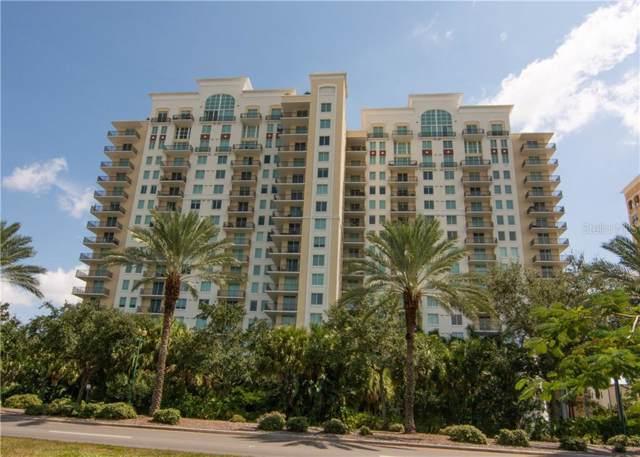 800 N Tamiami Trail #412, Sarasota, FL 34236 (MLS #A4447560) :: Alpha Equity Team
