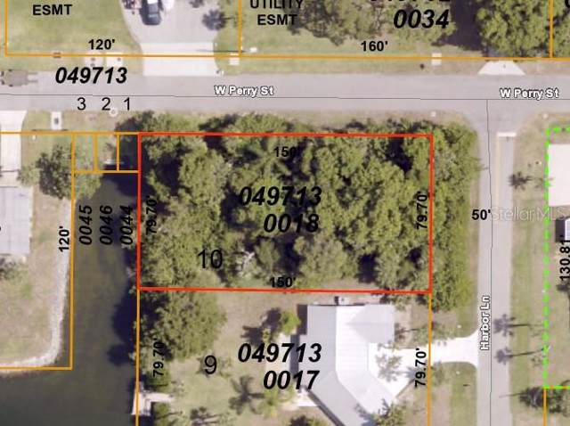 Harbor Lane, Englewood, FL 34223 (MLS #A4447730) :: The BRC Group, LLC