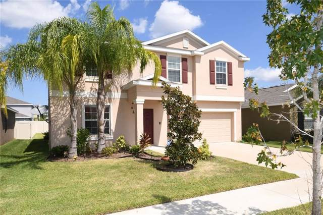 1510 Climbing Dayflower Drive, Ruskin, FL 33570 (MLS #A4447777) :: Premium Properties Real Estate Services
