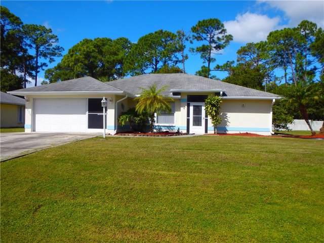 3439 N Salford Boulevard, North Port, FL 34286 (MLS #A4447844) :: Team Bohannon Keller Williams, Tampa Properties
