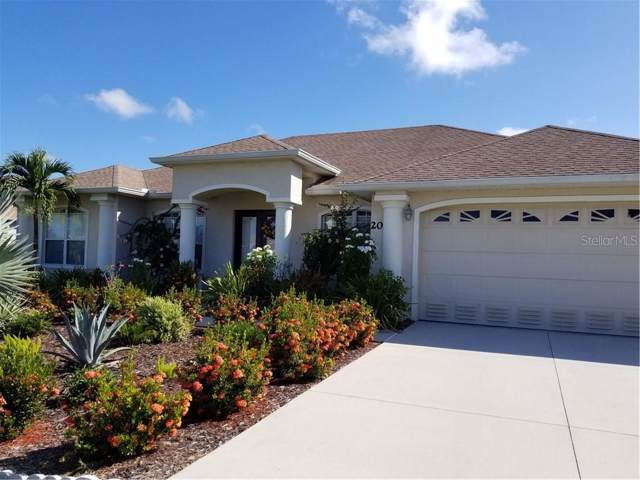 20 Clubhouse Road, Rotonda West, FL 33947 (MLS #A4447891) :: The BRC Group, LLC