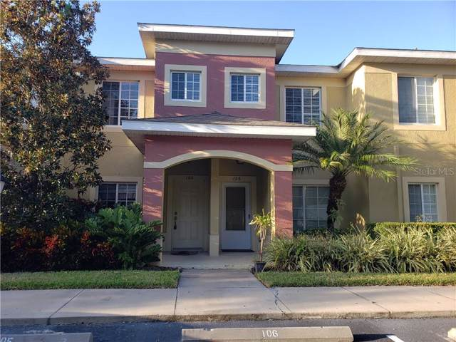 3707 45TH Terrace W #106, Bradenton, FL 34210 (MLS #A4447900) :: 54 Realty