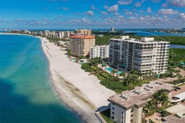 1800 Benjamin Franklin Drive B1007, Sarasota, FL 34236 (MLS #A4448093) :: McConnell and Associates