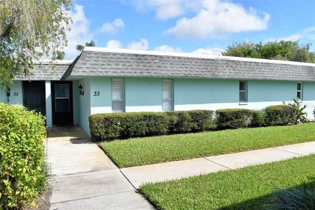 4160 Fruitville Road #33, Sarasota, FL 34232 (MLS #A4448111) :: The Duncan Duo Team