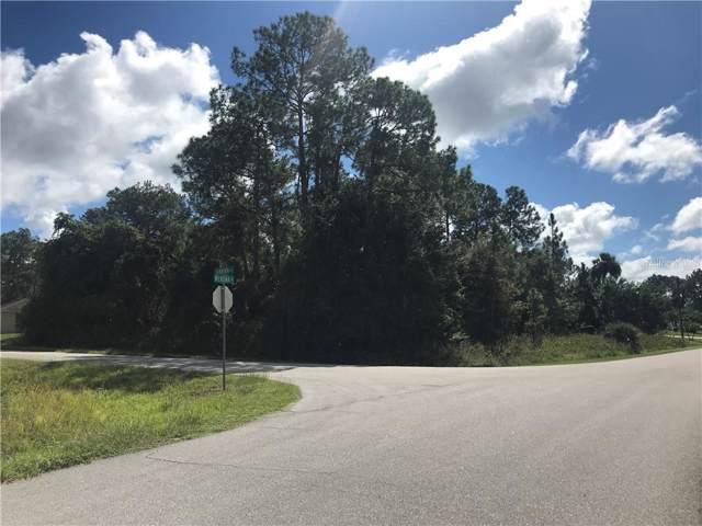 Sanborn Avenue, North Port, FL 34288 (MLS #A4448169) :: Ideal Florida Real Estate