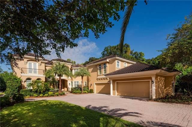 8609 Dolce Vita Lane, Odessa, FL 33556 (MLS #A4448210) :: GO Realty