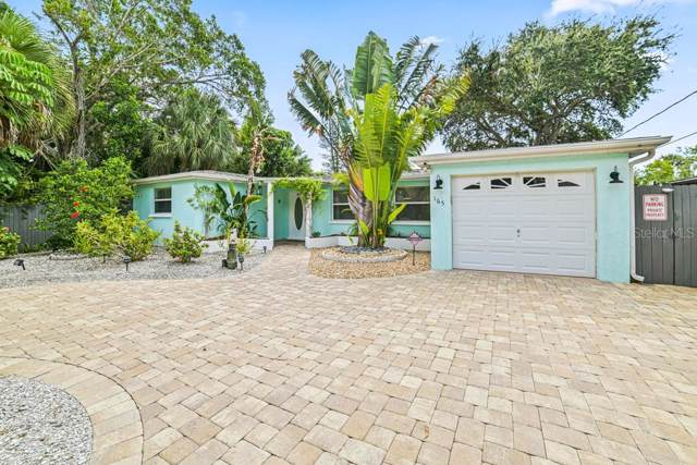 165 Island Circle, Sarasota, FL 34242 (MLS #A4448257) :: The Robertson Real Estate Group
