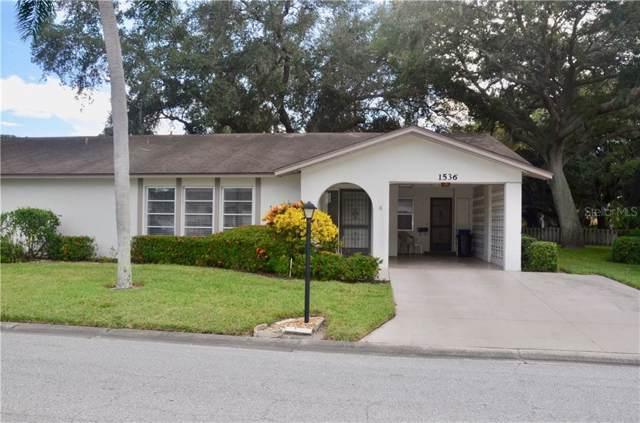 1536 Stewart Drive #313, Sarasota, FL 34232 (MLS #A4448295) :: Alpha Equity Team