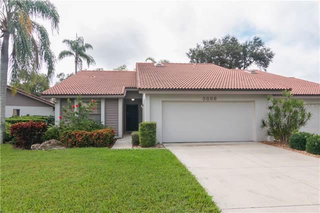 3886 Wilshire Circle W #101, Sarasota, FL 34238 (MLS #A4448358) :: Florida Real Estate Sellers at Keller Williams Realty
