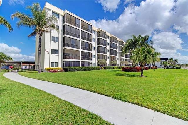 797 Beach Road #103, Sarasota, FL 34242 (MLS #A4448372) :: The Comerford Group