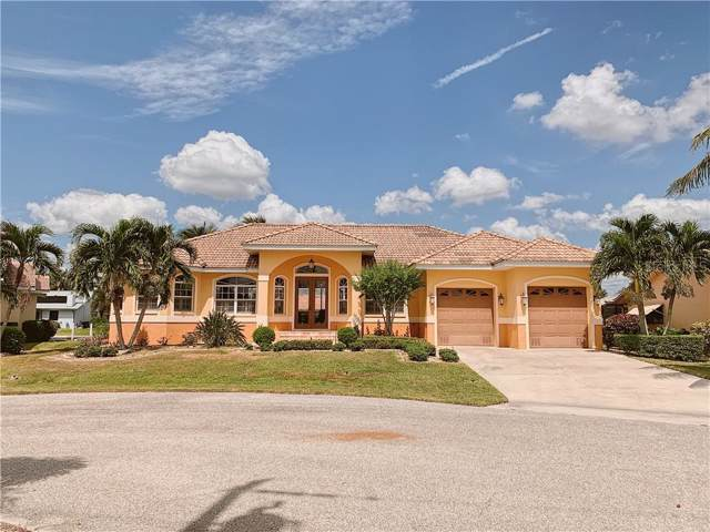 2526 Rio Largo Court, Punta Gorda, FL 33950 (MLS #A4448393) :: Delgado Home Team at Keller Williams