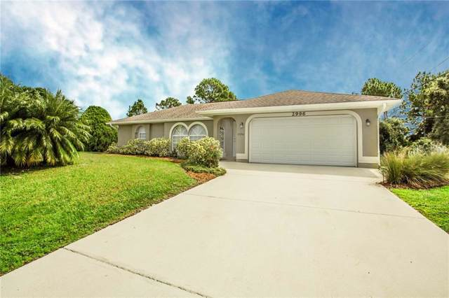 2996 Duar Terrace, North Port, FL 34291 (MLS #A4448445) :: RE/MAX CHAMPIONS