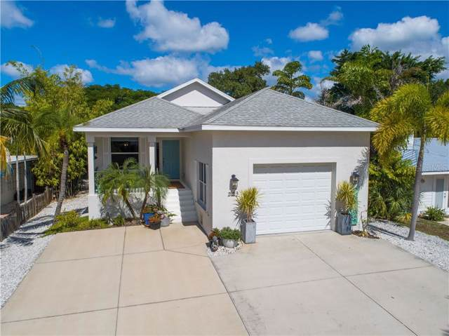 223 Tyler Drive, Sarasota, FL 34236 (MLS #A4448541) :: The Comerford Group