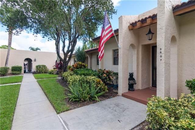 3607 Longmeadow #45, Sarasota, FL 34235 (MLS #A4448567) :: Delgado Home Team at Keller Williams