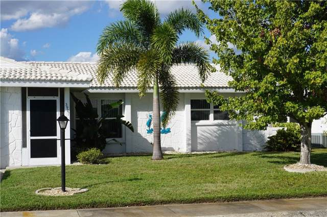 3907 Chinaberry Road, Bradenton, FL 34208 (MLS #A4448597) :: The Light Team