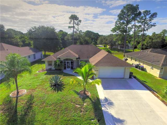 5178 Pinson Drive, North Port, FL 34288 (MLS #A4448630) :: Cartwright Realty