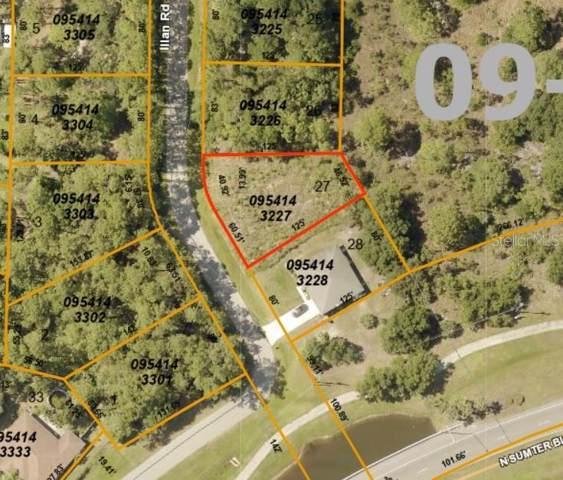 Illan Road, North Port, FL 34291 (MLS #A4448649) :: Team Bohannon Keller Williams, Tampa Properties