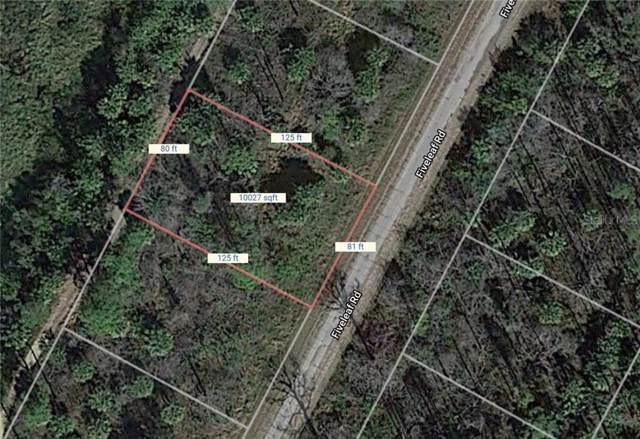 Fiveleaf Road, North Port, FL 34288 (MLS #A4448671) :: Dalton Wade Real Estate Group