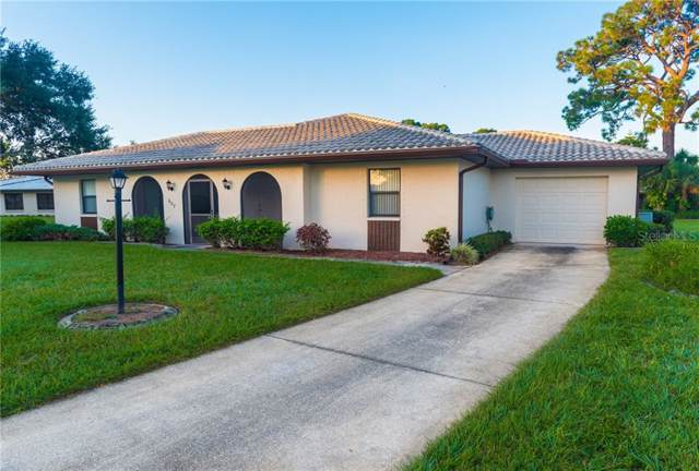 607 Verrocchio Drive, Nokomis, FL 34275 (MLS #A4448747) :: The Comerford Group