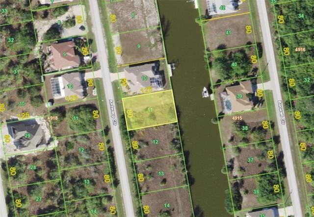 8336 Antwerp Circle, Port Charlotte, FL 33981 (MLS #A4448775) :: Griffin Group