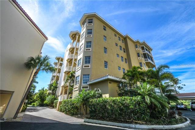 6100 Jessie Harbor Drive #402, Osprey, FL 34229 (MLS #A4448788) :: Prestige Home Realty