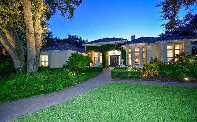 384 Bunker Hill, Osprey, FL 34229 (MLS #A4448792) :: The Comerford Group