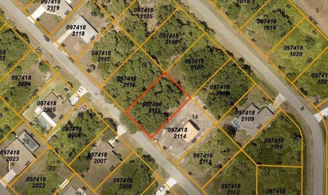 Bronco Lane, North Port, FL 34287 (MLS #A4448795) :: Cartwright Realty