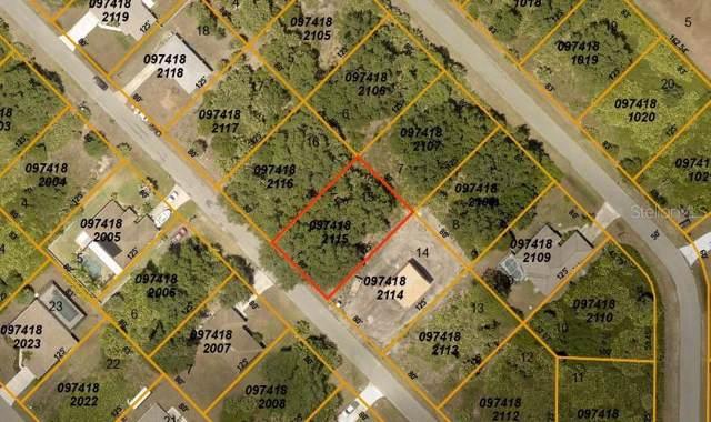 Bronco Lane, North Port, FL 34287 (MLS #A4448795) :: Godwin Realty Group