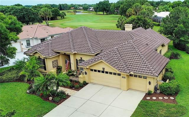 335 Venice Golf Club Drive, Venice, FL 34292 (MLS #A4448805) :: 54 Realty