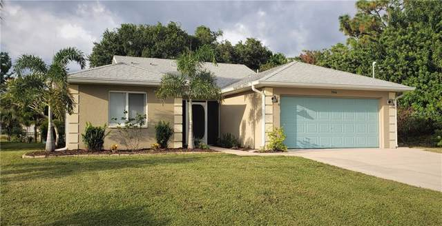 146 Albatross Road, Rotonda West, FL 33947 (MLS #A4448828) :: Keller Williams Realty Peace River Partners
