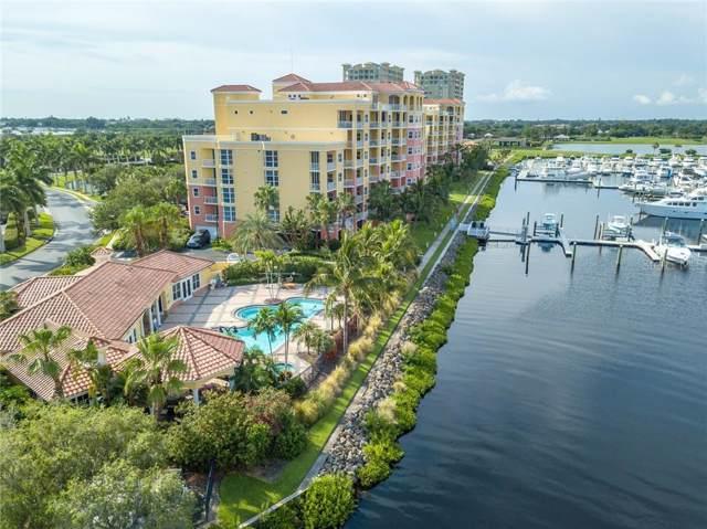 610 Riviera Dunes Way #206, Palmetto, FL 34221 (MLS #A4448829) :: Cartwright Realty