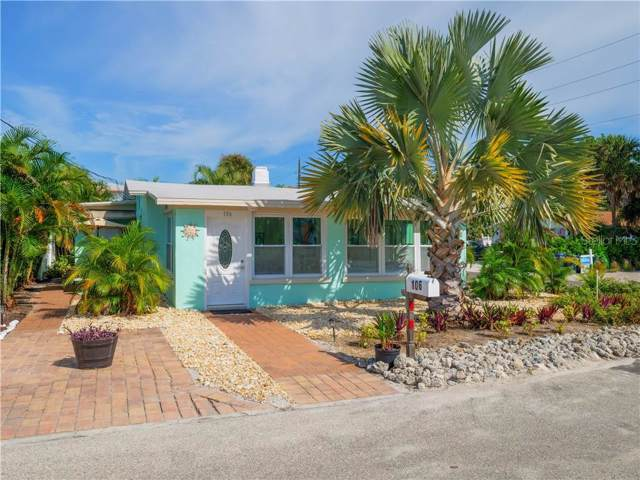 106 23RD Street N, Bradenton Beach, FL 34217 (MLS #A4448880) :: The Comerford Group