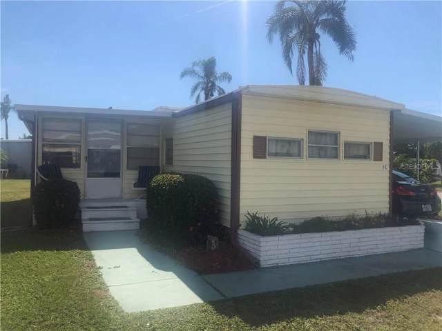 603 63RD Avenue W C1, Bradenton, FL 34207 (MLS #A4448915) :: Gate Arty & the Group - Keller Williams Realty Smart