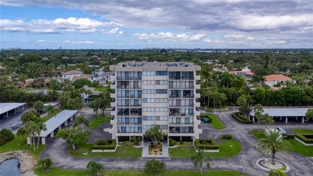 1001 Beach Road A-301, Sarasota, FL 34242 (MLS #A4448945) :: CENTURY 21 OneBlue