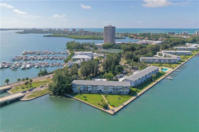 777 John Ringling Boulevard 1HAWTH, Sarasota, FL 34236 (MLS #A4448964) :: McConnell and Associates