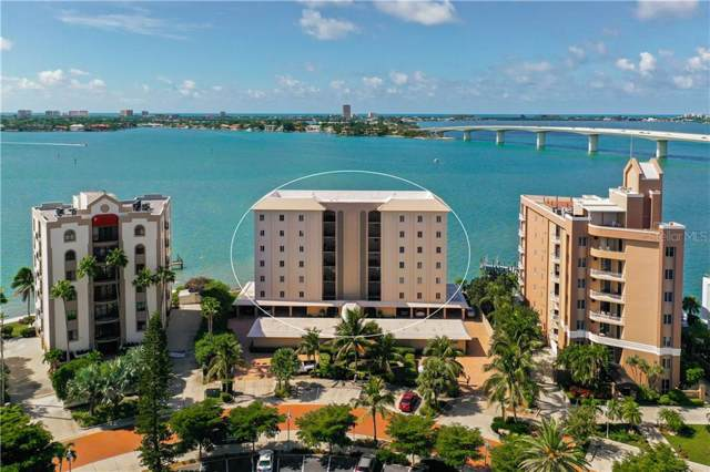 350 Golden Gate Point #21, Sarasota, FL 34236 (MLS #A4448981) :: Team Pepka
