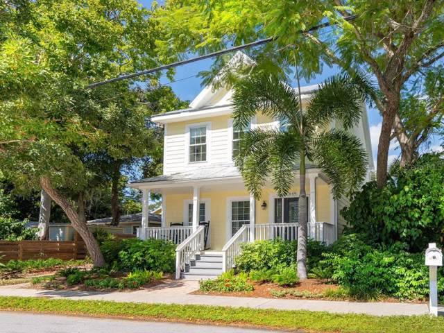 1849 Laurel Street, Sarasota, FL 34236 (MLS #A4449016) :: Team Pepka