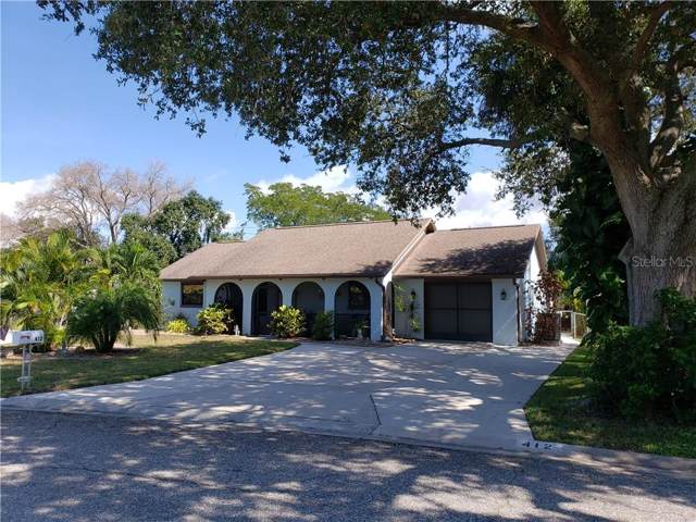 412 Mount Vernon Drive, Venice, FL 34293 (MLS #A4449107) :: EXIT King Realty