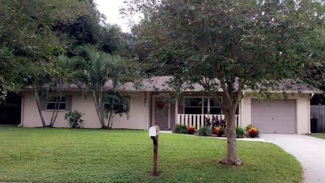 4871 Southland Drive, Sarasota, FL 34231 (MLS #A4449220) :: Team Pepka