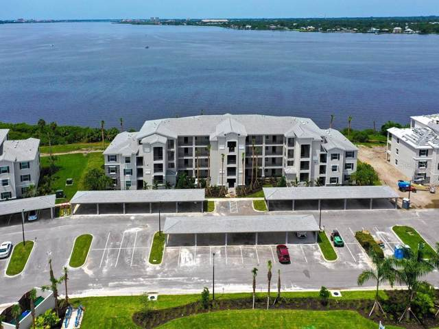 910 Tidewater Shores Loop #204, Bradenton, FL 34208 (MLS #A4449246) :: The Comerford Group