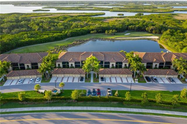 6815 Grand Estuary Trail #205, Bradenton, FL 34212 (MLS #A4449270) :: The Comerford Group